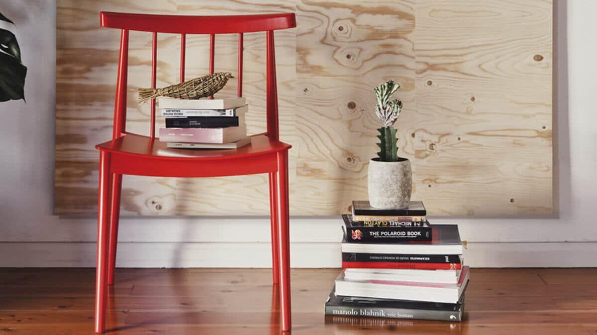 Sillas decoración hogar Andreu Smile- muebles de hogar en madrid