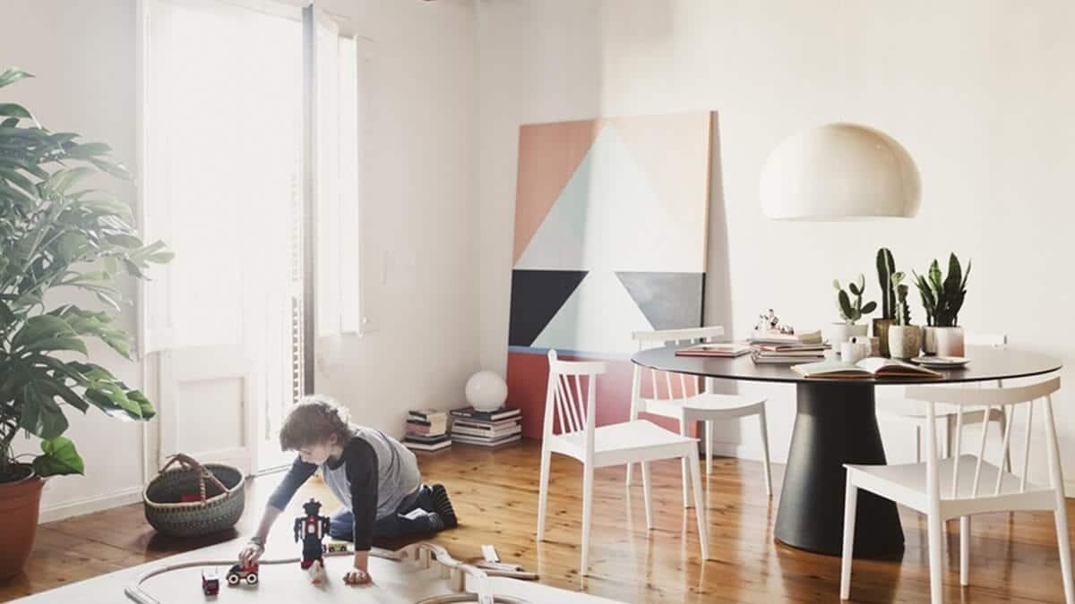 Salón comedor Andreu Smile- muebles de hogar en madrid
