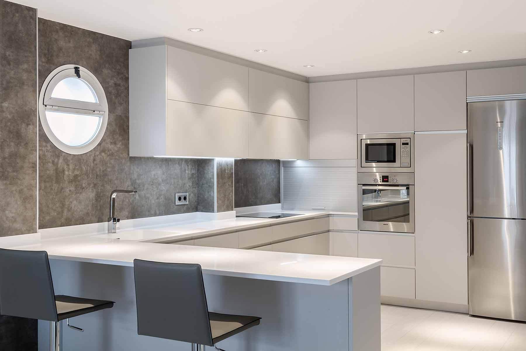 Muebles de Cocina Madrid - Mobiliario de Cocina - Grupo Coeco