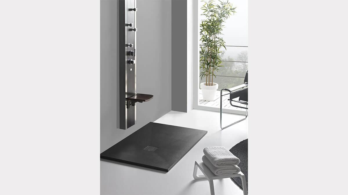 Baño con ducha - muebles de baño en madrid