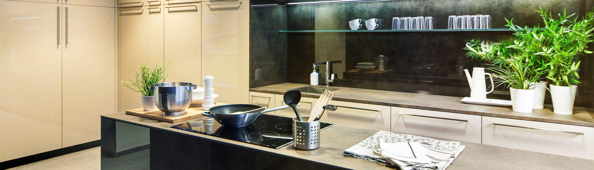 Cocina con isla  muebles de cocina en Madrid