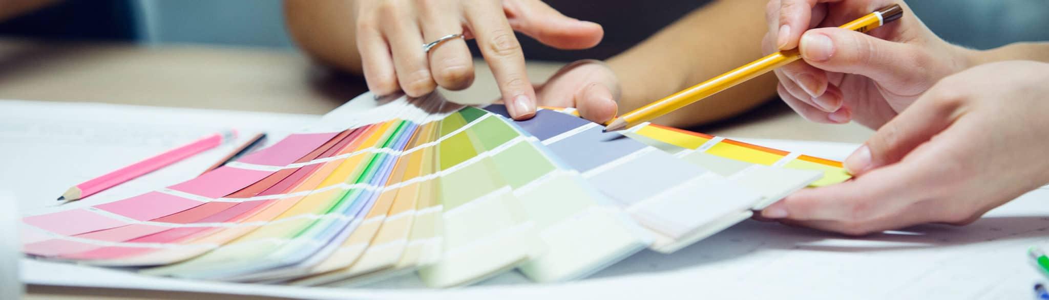 Eligiendo color - profesionales y contract