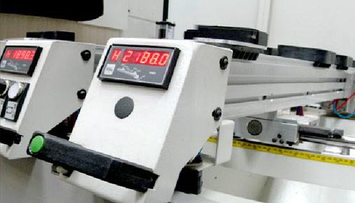 Máquina fábrica de muebles de cocina