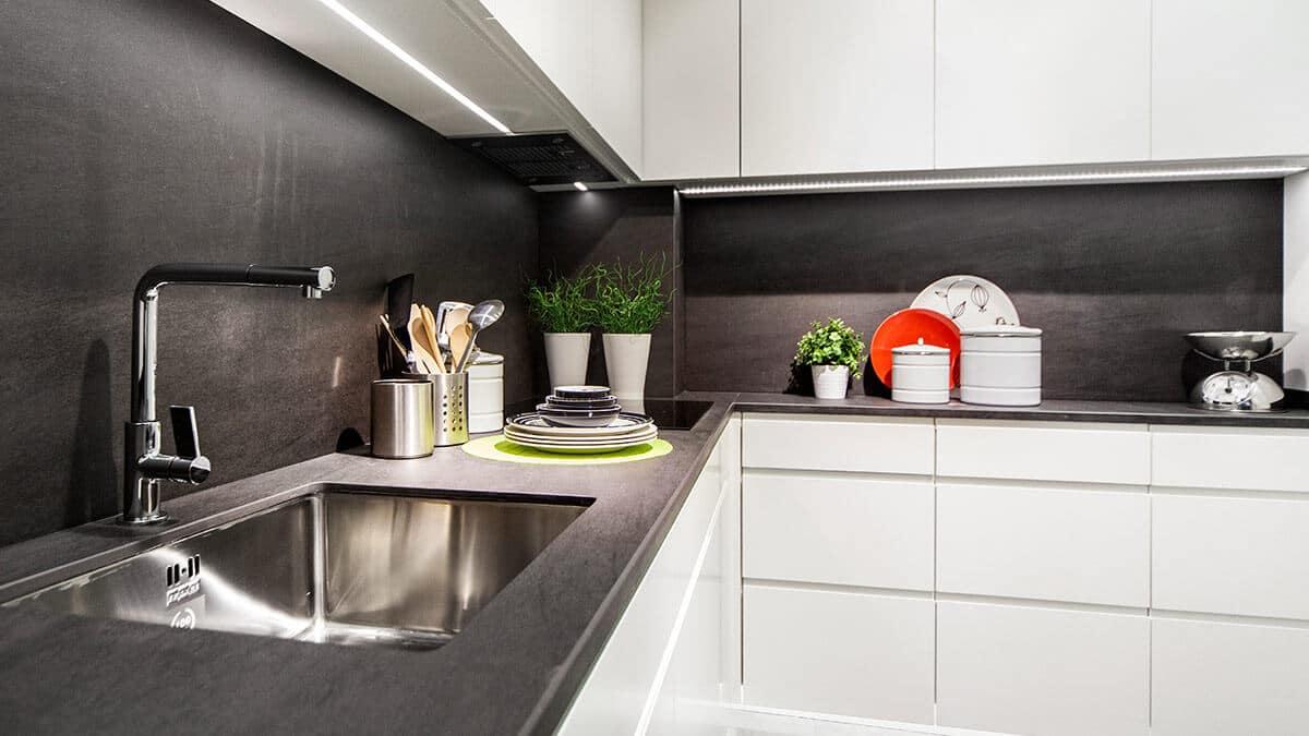 Mobiliario De Cocinas Modernas Perfect Los Mejores Materiales  # Xp Muebles De Cocina