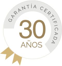 Garantía certificada de 30 años en muebles de cocina, muebles de baño y muebles de hogar