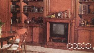Sección hogar Coeco, historia Grupo Coeco