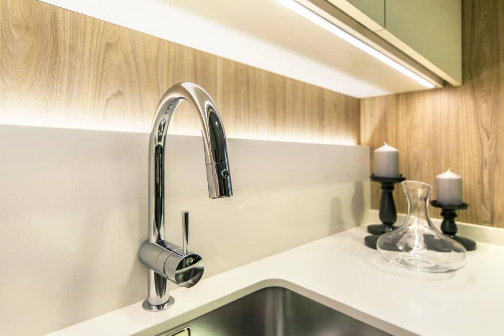 Iluminaci n cocinas c mo iluminar mejor tu cocina - Iluminacion de cocinas modernas ...