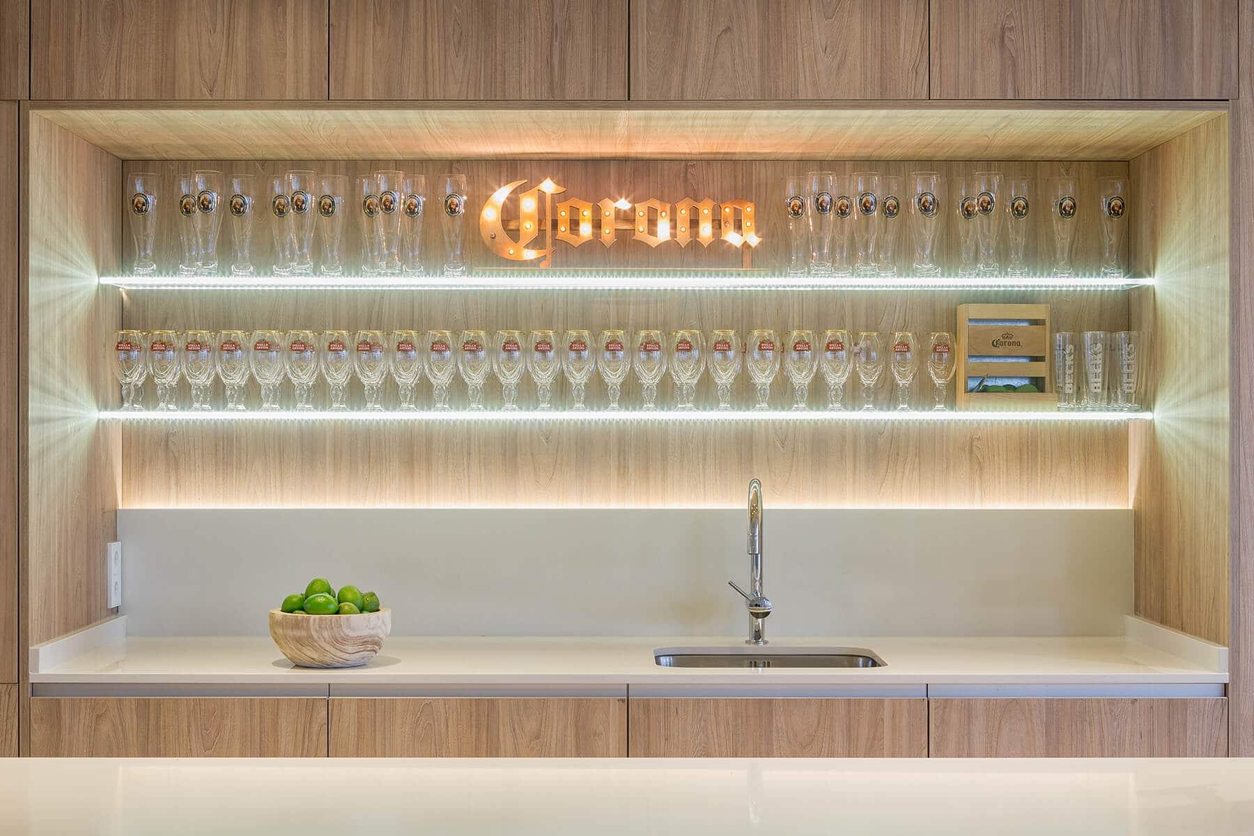 Cocinas de diseño Madrid con isla