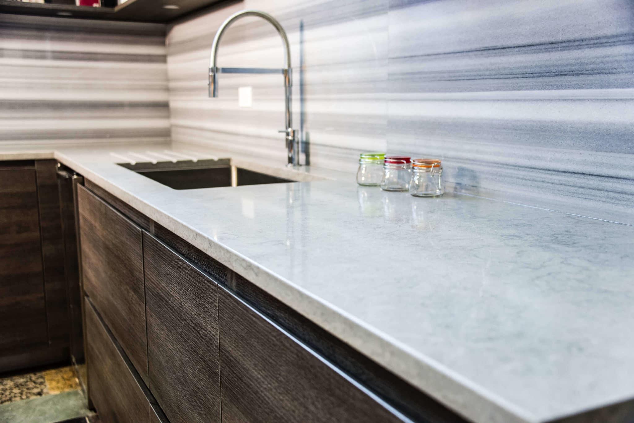 Encimera de Cocina - como limpiar la encimera de cocina