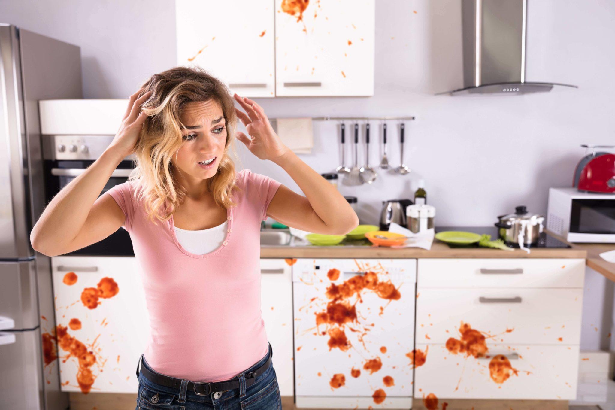 Errores diseño cocina - Caos