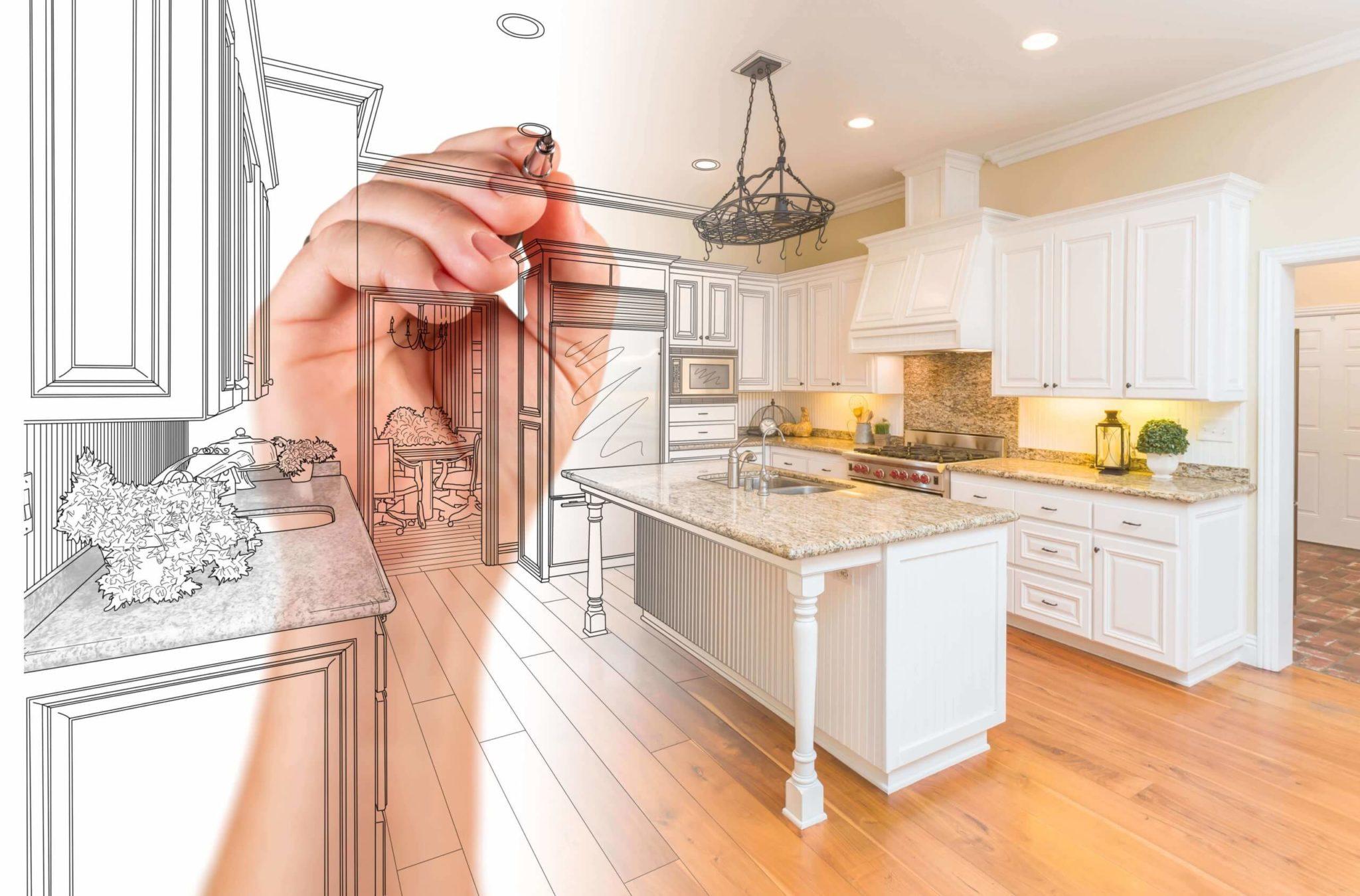 Diseñando mejoras para mi cocina - Ideas para renovar tu cocina sin obras
